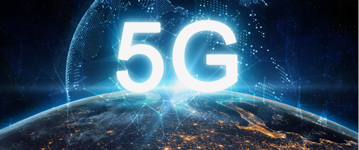 La 5G incluse sur l'ensemble de vos forfaits Dcom-Solutions