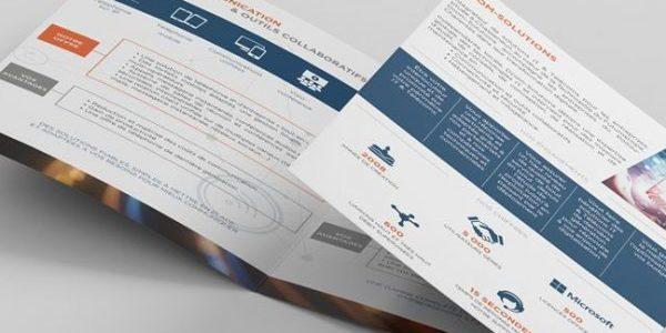 Consulter notre brochure Dcom-Solutions !