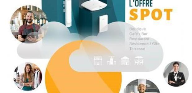 Offre HotSpot Wifi public par TP-Link France